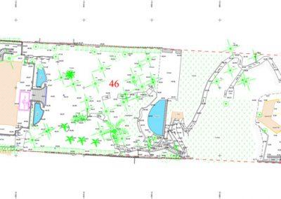 Plan bilan arbustif Alpes-Maritimes